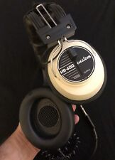 Stereo Headphone Custom HS – 400 Vintage Rare 8 Ohme Made in Japan