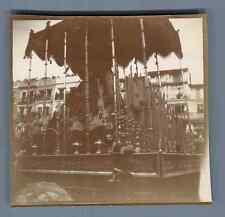 España, Sevilla, Semana Santa de Sevilla 1906 Vintage citrate print. Vintage Spa
