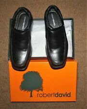 Robert David Boy's dress shoes sz 2 Excellent!