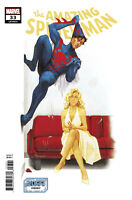 Amazing Spiderman #33 2099 Variant Cover Marvel Comics