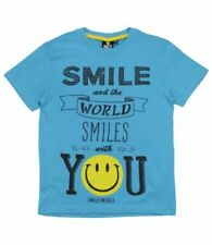 Magliette , maglie e camicie blu per bambini dai 2 ai 16 anni Taglia 13-14 anni