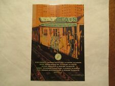 Fat Beats Last stop for Hip Hop music Advertising Continental Postcard