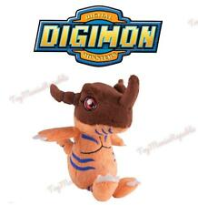 "Digimon Classic Original Mini Plush 5"" Figure Zag Toys New with Tags - Greymon"