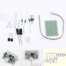 DIY Electronic Kit - Sound activated high brightness blue LED flasher Music BE