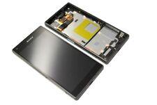Sony Xperia Z5 compact E5803 E5823 LCD Display Touchscreen Original Rahmen schw