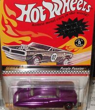 Hot Wheels Purple Passion Online Exclusive series1 scale 1:64 yr.2001