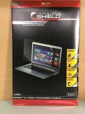 "Zagg Invisible Shield Samsung 13.3"" Series 5 TouchScreen Ultrabook (A)"