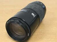 Minolta 70-210mm f/4 Beer Can Zoom for Minolta/Sony A mount DSLR/SLRs