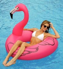 Unique Pink Flamingo Pool Float ~ Everyone will want one ! Be the First one !