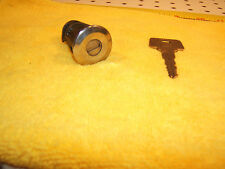 Volvo 1990 240DL Wagon Rear Opening Hatch locks OEM 1 Assembly and working 1 key