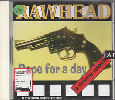 RAWHEAD - dope for a day CD
