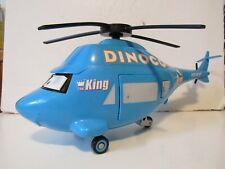 "Disney Pixar Cars Talking Helicopter The King 14"" Inch Figure"