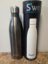 Swell Vacuum Insulated Stainless Steel water Bottle, 25oz  smokey eye