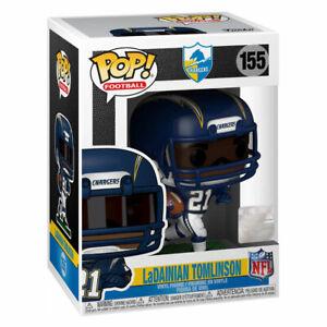 Funko POP! NFL Legends Figure - LADAINIAN TOMLINSON (San Diego Chargers) #155