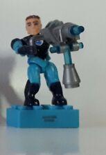 Mega Bloks Marvel Mini Figure MR FANTASTIC  Series 3 Loose Opened