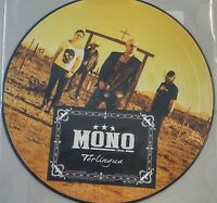 MONO INC. Terlingua LIMITED PICTURE LP VINYL 2015 + Downloadcode