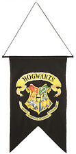 """Harry Potter Hogwarts Wall Banner Flag 20"""" X 30"""" Party Prop Decorations Rubies"""