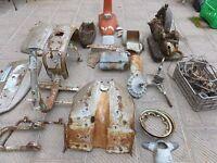 LAMBRETTA li3 SERIES PROJECT LI125 ITALIAN 1962 SX TV SPECIAL GP LI 1 2 150 175