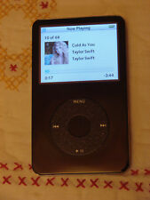 Apple 64GB iPod Video Classic 5th Gen. Wolfson DAC SSD Compact Flash Memory