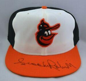 Brooks Robinson Orioles Autographed Baseball Hat w/ COA 091721MGL