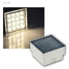LED Pflasterstein Brikx 10 Warmweiß 80lm 1 5w
