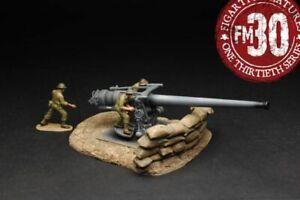 Figarti Miniatures WIA-003 LE WWII Pacific Theatre 5 Inch Naval Gun & Crew