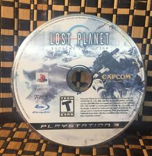 Lost Planet Extreme Condition  (Sony PlayStation 3) USE (NO CASE) #10296