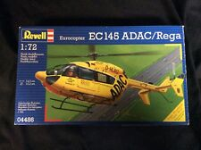 Revell Eurocopter 1/24 EC145 ADAC/Rega 04486 Helicopter Model