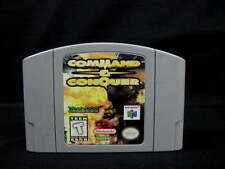Nintendo 64 Command & Conquer Tested Works