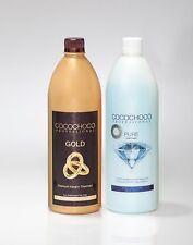COCOCHOCO pro - complex Keratin hair Treatment 68 oz  original  pure  gold