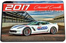 2017 Chevrolet Corvette Indy 500 Pace Car Indoor Door Mat