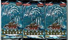 HIDDEN ARSENAL YU-GI-OH FACTORY SEALED BOOSTER PACK   ( 6 PACK LOT)