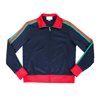 Gucci 'Modern Future' Track Jacket In Black RRP £1195