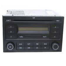 VW Polo Mk7 2005 a 2009 9N3 RCD 200 reproductor de CD radio MP3 RCD 200