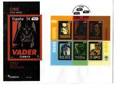 """Sobre primer día España  Star Wars  """" VADER """"2017"""