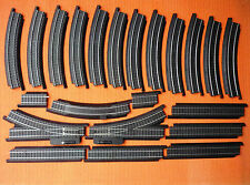 Life-Like Two-Rail System HO Scale Model Train Tracks