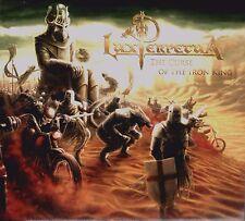 LUX PERPETUA - The Curse Of The Iron King (CD-digipak)