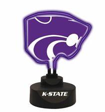 NCAA Kansas State University Team Logo Neon Lamp