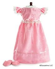"""Doll Clothes AG 18"""" Nightgown Carpatina Pink Made For American Girl Dolls"""