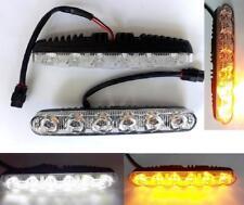 dinámico INDICADOR LED+Daylight 12v luces coche moto Caravana Bus SUV Cable