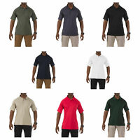 5.11 Men's Performance Polo Short Sleeve Tactical Shirt, Style 71049 Size XS-6XL