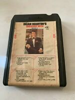 Dean Martin Greatest Hits Volume 2 Ampex 8 Track Tape