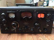 Vintage Hallicrafters SX-28 Super Skyrider Tube As Is Read Description!!!