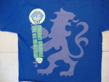Adidas Disney's Soccer Showcase 2010 Chelsea Football Club Blue T Shirt XL