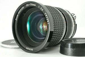 """NearMint"" Nikon Zoom Nikkor Ai 35-70mm F3.5 MF Telephoto Lens Tested From Japan"