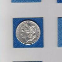 1 Morgan Dollar USA 1881 S San Francisco Freiheit Liberty prima Erhaltung