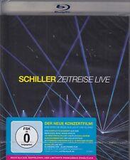 Schiller / Zeitreise – Live (Blu-ray, CLEAR TRAY, NEU! Original verschweißt)