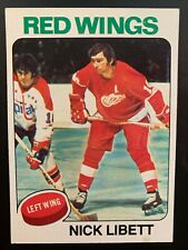1975 Topps Hockey Pick-One #1 to #330 Selected Cards VG to MT