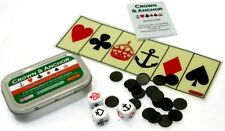 Brimtoy Pocket/Travel Crown & Anchor Dice Game
