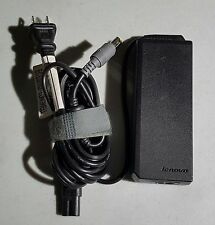 GENUINE Lenovo ThinkPad 90W AC Adapter w/ Power Cord T60 T61 R60 Z60 T400 T410